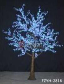 Beli lampu pohon hias warna biru FZYH-2816