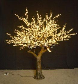 Jual lampu pohon hias bisa berubah berubah warna GCFZYH-2520