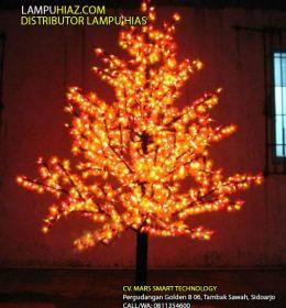 Lampu Pohon hias untuk taman kota dan alun alun GCZXFY-2013