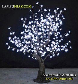 Lampu hias pohon di surabaya dan jakarta GCFZYH-384Q