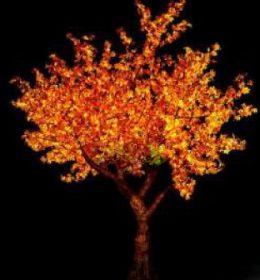 Distributor Pohon lampu hias murah GCFSG2800
