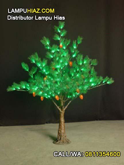 Lampu pohon hias murah untuk taman kota GCZXSS-1709C