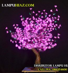 Distributor lampu hias led pohon untuk alun alun GCYHS384