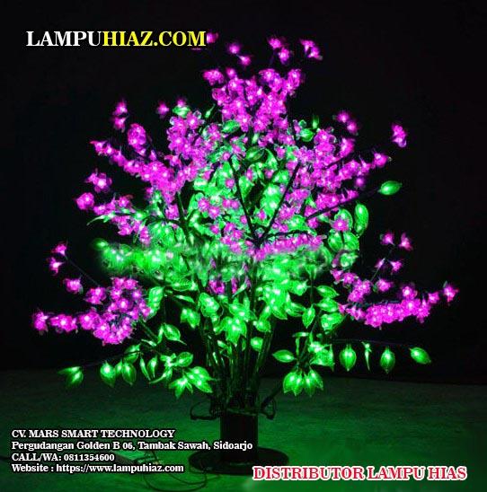 Lampu hias pohon untuk taman kota murah GCDXHS-1210