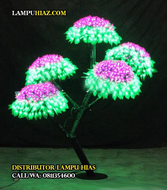 Lampu pohon hias led berkualitas GCPTMGS-1505
